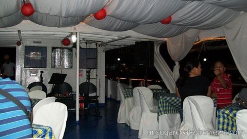 Sun Cruises Manila Bay cruise