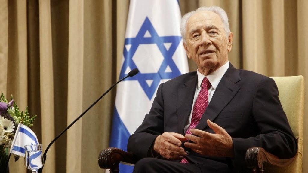 Para menlu negara-negara islam elu-elukan presiden israel