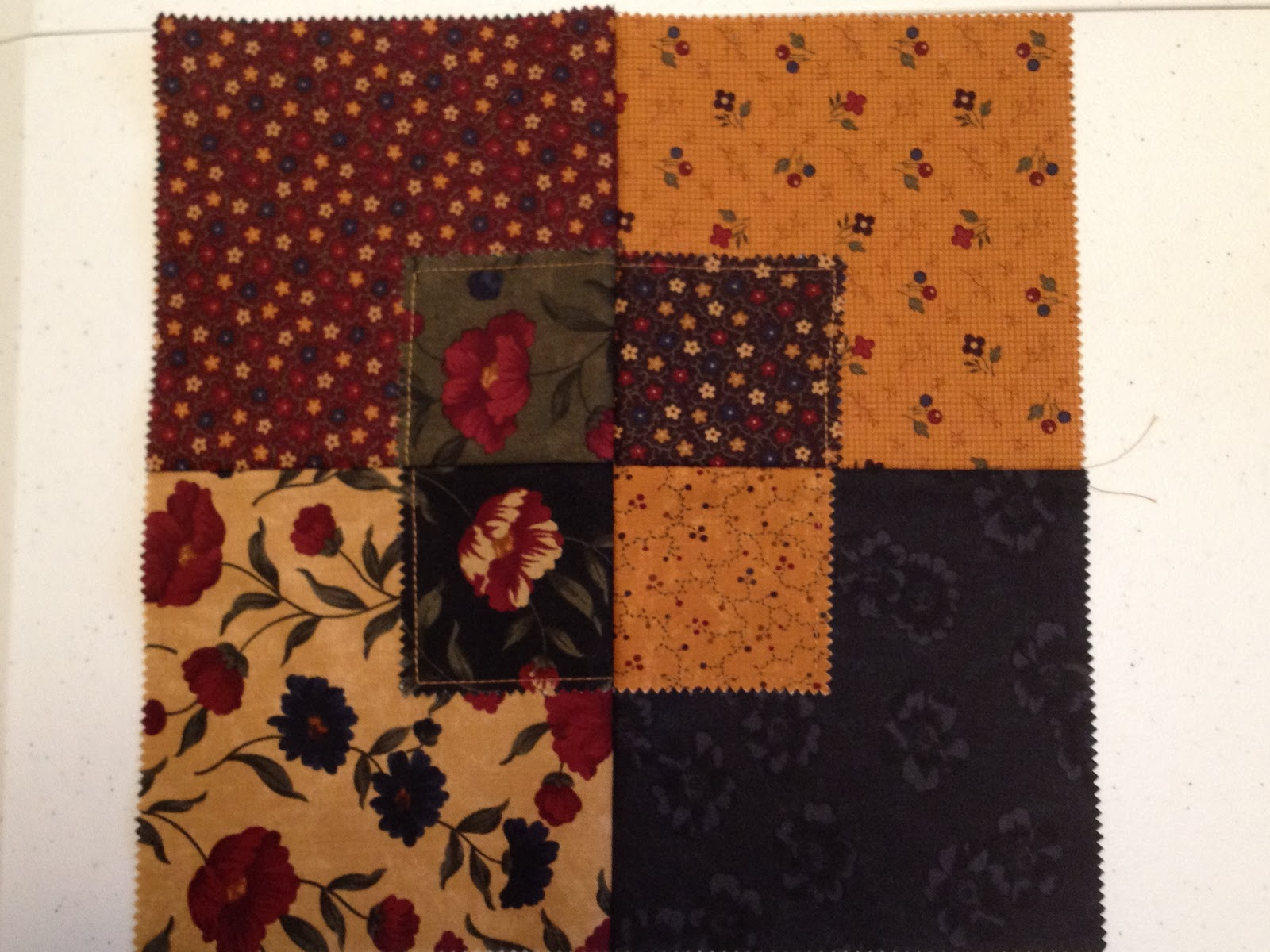 Stitched Stories by The Little Shop Of Stitches: Quilt Block ... : five and dime quilt - Adamdwight.com