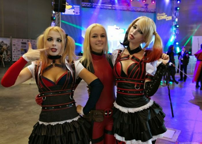 Russia doesnu0027t do anything halfway so itu0027s nice to see that the fans went all out. These might be some of the best Comic Con costumes ever.  sc 1 st  Damn Cool Pictures & Fun Photos From Russiau0027s First Comic Con ~ Damn Cool Pictures