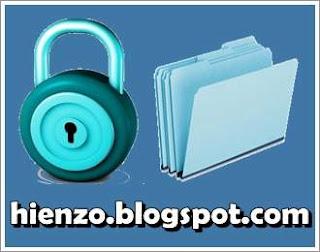 cara membuat password di file pc