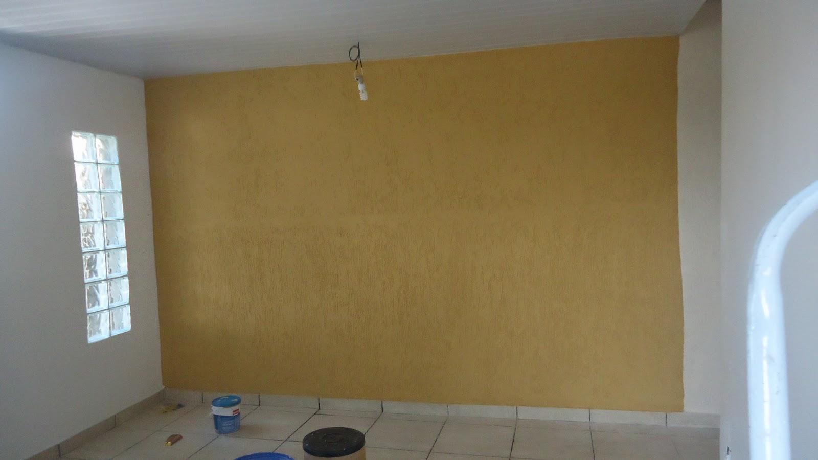 Parede De Grafiato Grafiato Vermelho With Parede De Grafiato  -> Parede Grafiada Sala