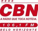 Rádio CBN FM de Belo Horizonte MG ao vivo