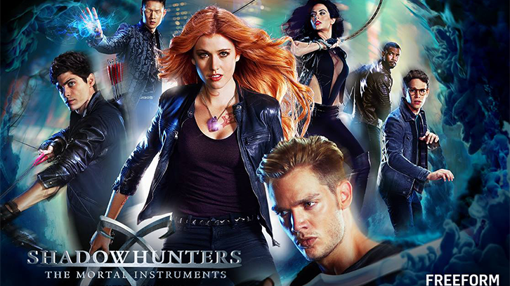 "Shadowhunters - The Mortal Cup (Series Premiere) - Advance Preview: ""An Interesting Start"""