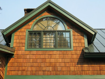 cnw specialties cedar house stained with sikkens srd