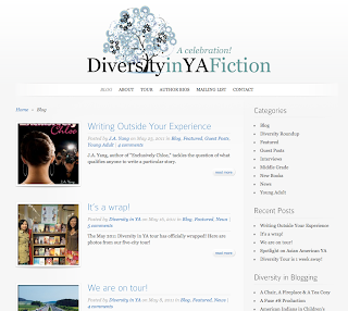 ... mission to celebrate diverse stories in Young Adult literature!