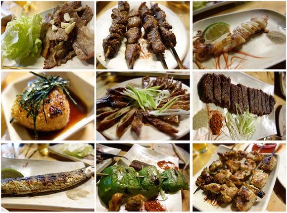 疆疆串燒烤肉