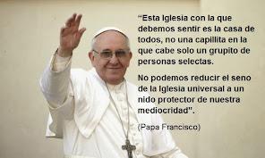 Reflexión del Papa Francisco