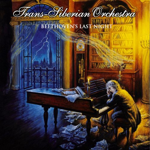 Trans-Siberian Orchestra - Beethoven's Last Night [iTunes Plus AAC M4A] (2000)