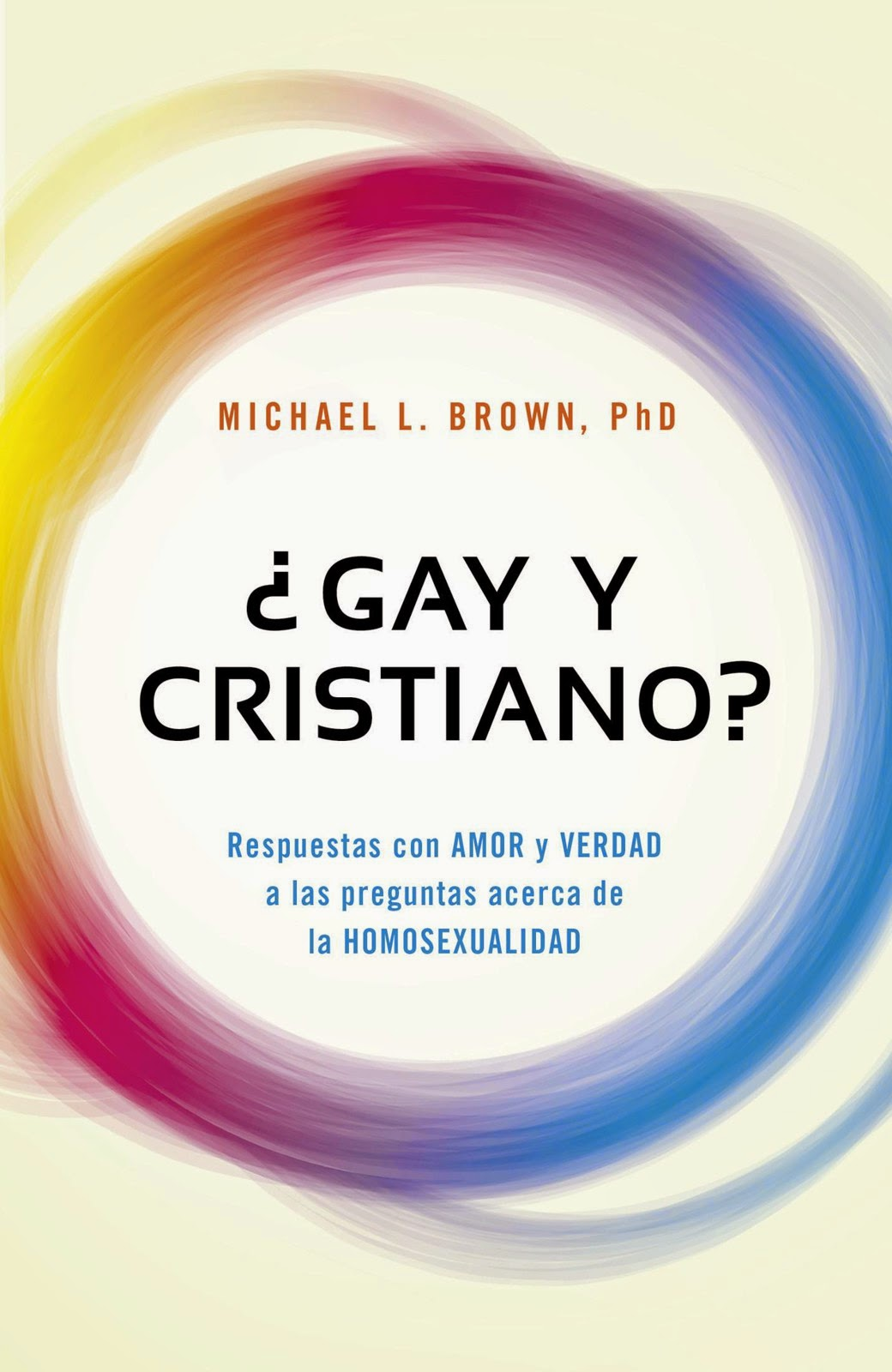 Michael L. Brown-¿Gay y Cristiano?-
