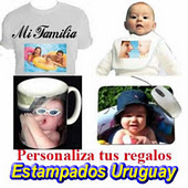 Los Orugas estampamos en: