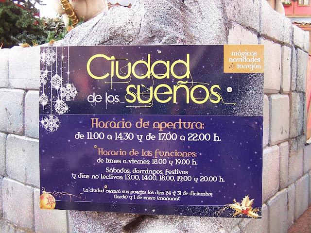 Torrejón de Ardoz, Navidad 2013 - www.ocioenfamilia.com