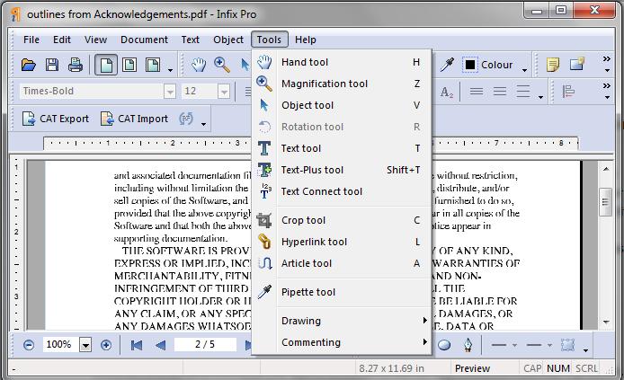 Infix PDF Editor Pro v6.21 + Crack.