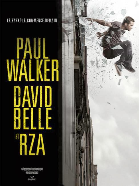 Brick Mansion - Le reboot 100% Parkour avec Paul Walker