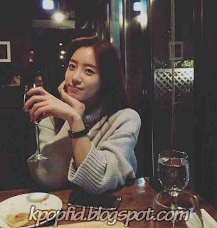 Foto Ham Eunjung T-ara  Berambut Panjang
