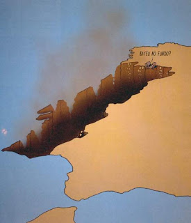 Portugal bateu no fundo, o último a sair que feche a porta e apague a luz