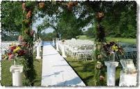 Acara pernikahan di rumah