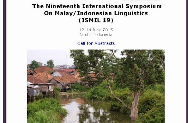 The Nineteenth International Symposium On Malay/Indonesian Linguistics (ISMIL 19)