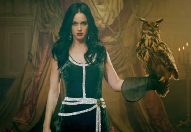 "Katy Perry ""Unconditionally"""