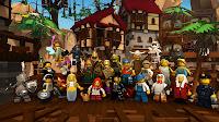 Анонсирована LEGO Minifigures Online