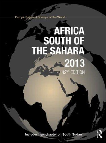 Châu Phi: Sa Mạc Sahara - Africa: Sahara