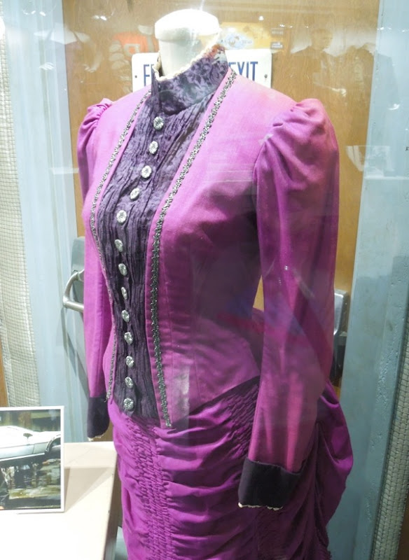 Back to the Future Part III Clara Clayton train costume
