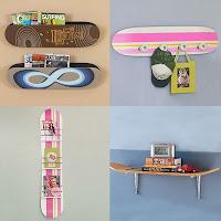 transforme seu quarto em um quarto de skatista