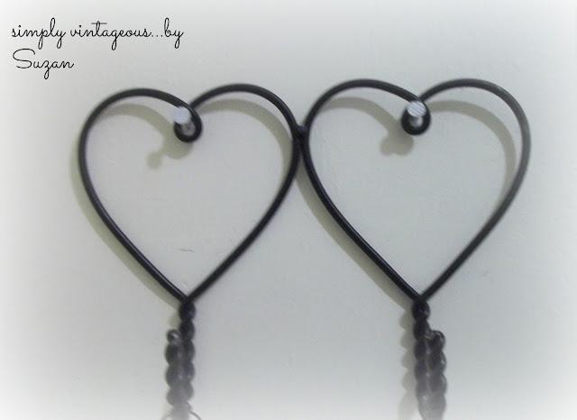 heart, key, holder,