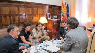 El Ayuntamiento de Zaragoza no descarta movilizar a los concejales para parar desahucios