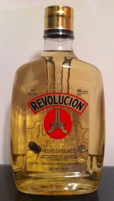 Review of Revolucion Tequila Reposado