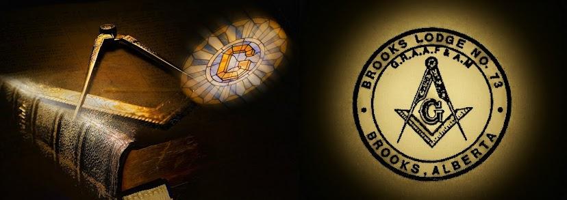 Brooks Masonic Lodge No. 73 - A.F. & A.M., G.R.A.