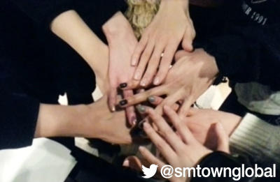 SNSD Teamwork Photo