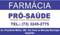 Farmácia Pró-Saúde