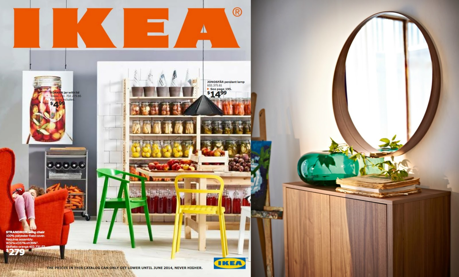 catalogue ikea 2014 mon top 10 des nouveaut s paperblog. Black Bedroom Furniture Sets. Home Design Ideas