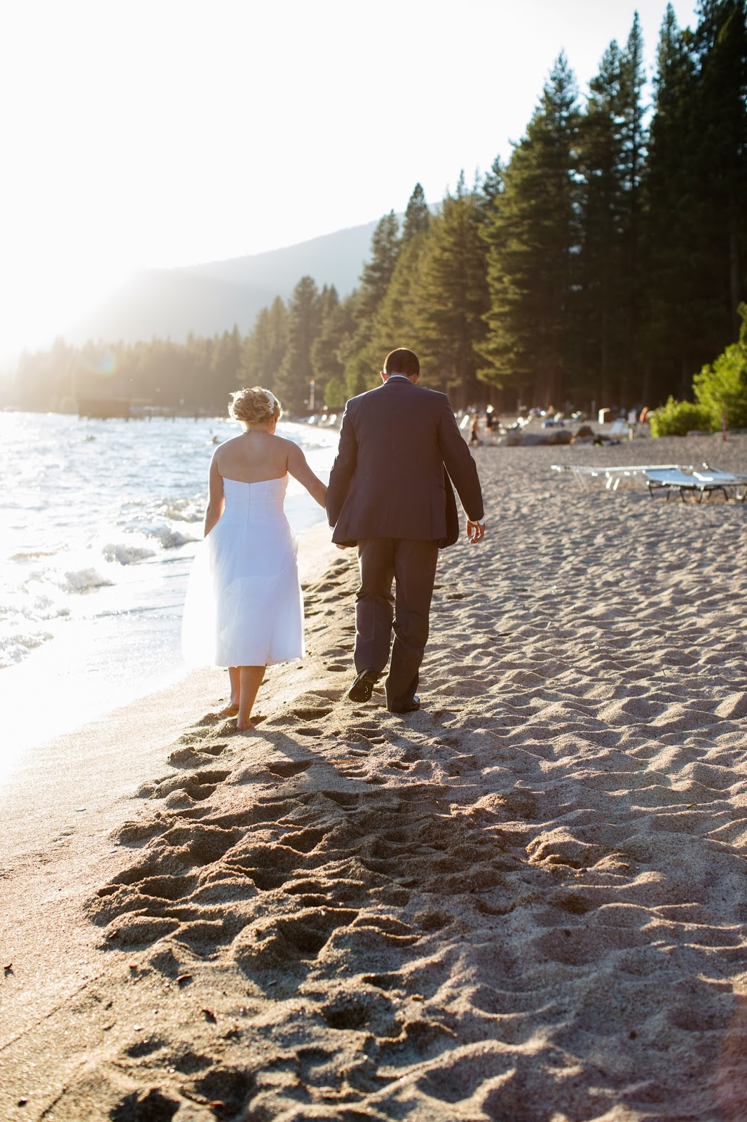 Lake Tahoe Wedding // Huong Forrest Photography // Take the Cake Event Planning