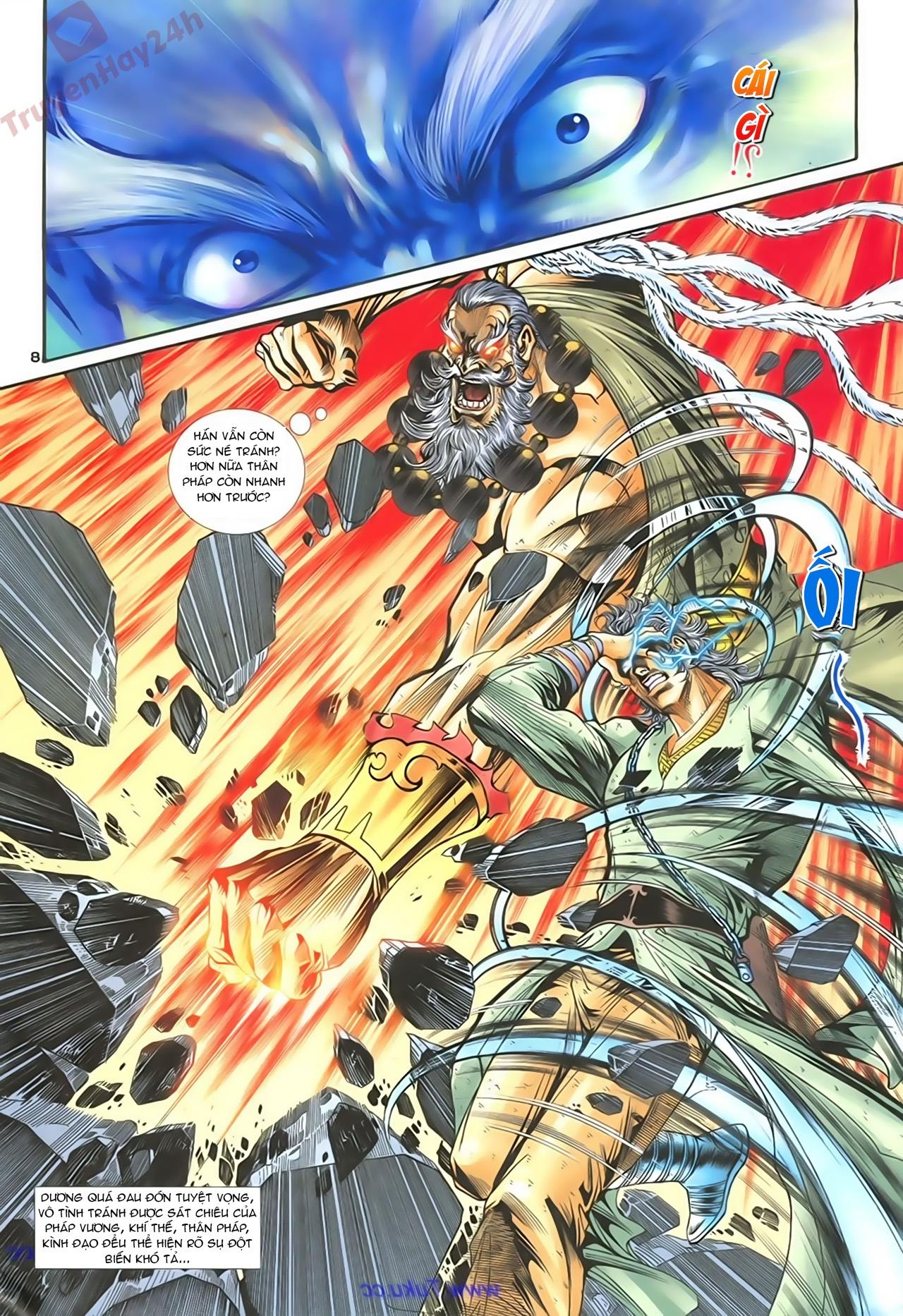 Thần Điêu Hiệp Lữ chap 86 – End Trang 8 - Mangak.info