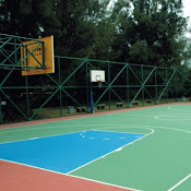 Tenis court n Basket ball