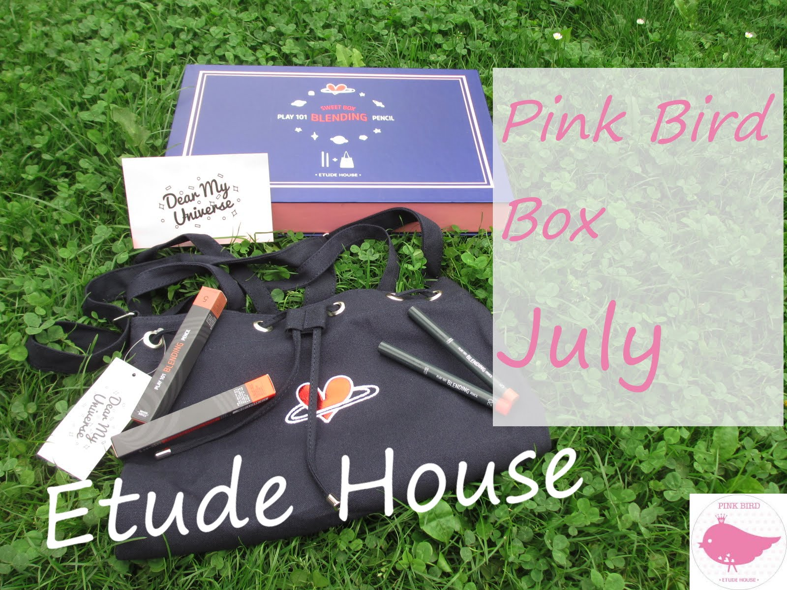 Pink Bird #1 JULYBOX Video