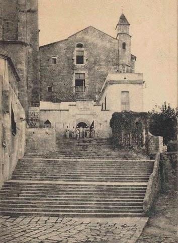convent de Sant Domènec. Encants de Girona.