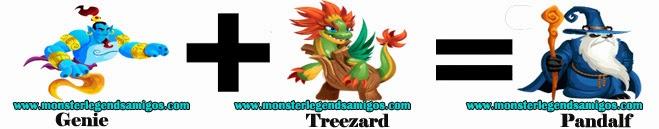 como obtener el pandalf en monster legends formula 1