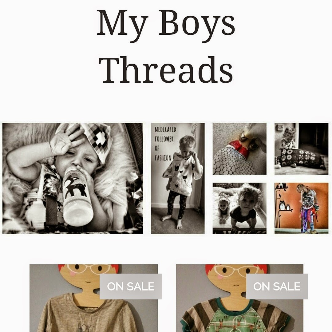 My Boys Threads Storenvy
