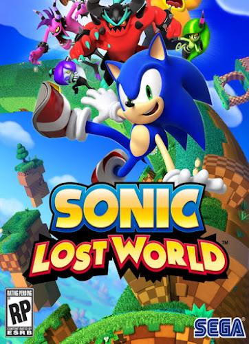 Sonic Lost World - (PC) Torrent