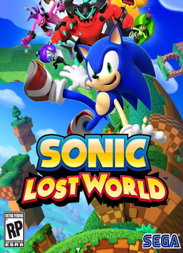 Sonic Lost World - (PC) Torrent