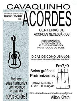 Dicionário de Acordes - Cavaquinho