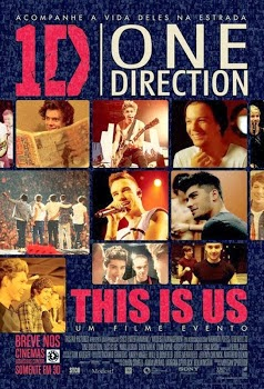 Filme One Direction This Is Us Versão Estendida Legendado AVI BRRip