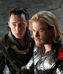 Loki e Thor