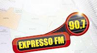 ouvir a Rádio Expresso FM 90,7 Fortaleza CE
