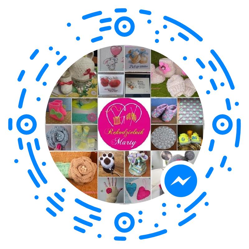 Skontaktuj się ze mną przez Messenger
