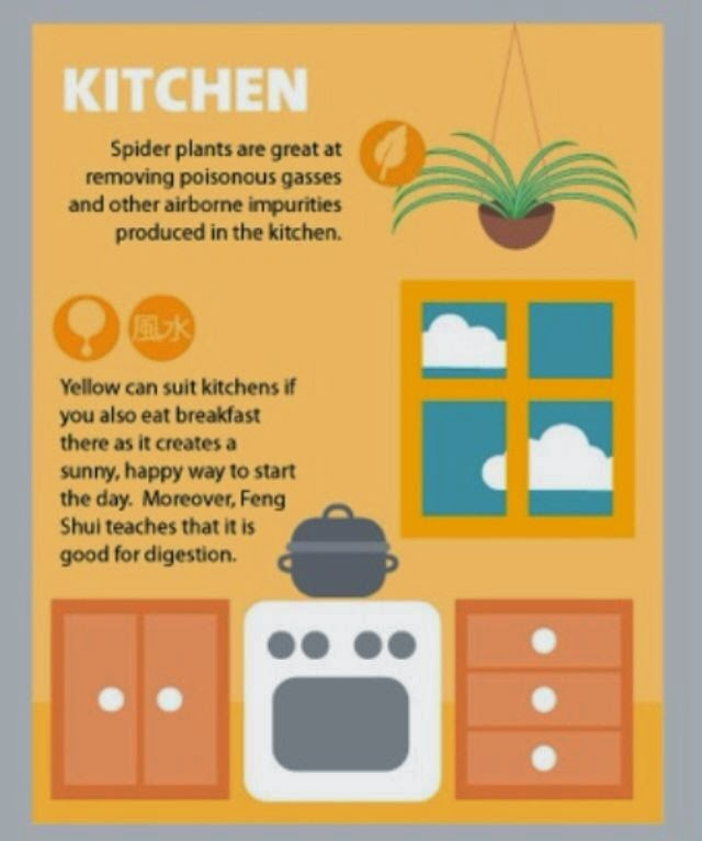 Xing Fu Feng Shui Tips For The Kitchen