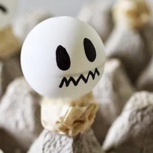 Làm ma halloween 1